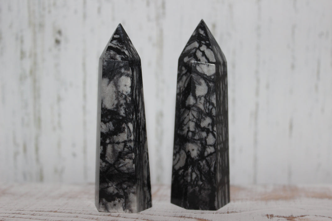 Picasso Jasper Polished Points