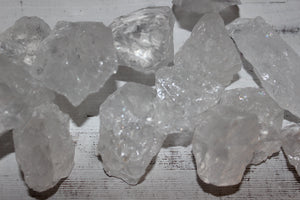 Clear Quartz Rough