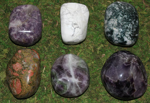 Therapy Stones (Prices Vary)