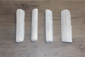 Rough Selenite Wands