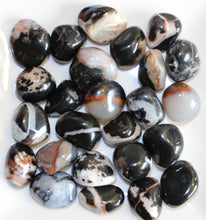 Load image into Gallery viewer, Tumbled Sardonyx