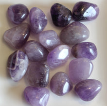 Load image into Gallery viewer, Tumbled Amethyst Brazil