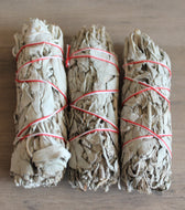 California White Sage Smudge Bundle