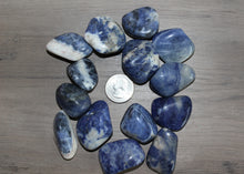 Load image into Gallery viewer, Tumbled Sodalite