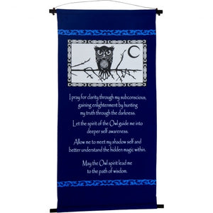 Cotton Banners (Prices Vary)