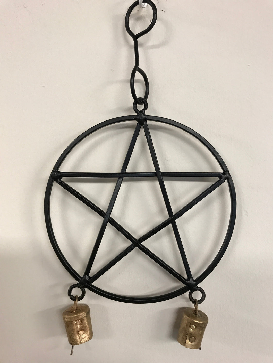 "5"" Pentagram Wind Chime"