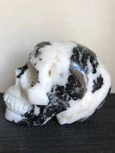 Load image into Gallery viewer, Zebra Jasper Skull