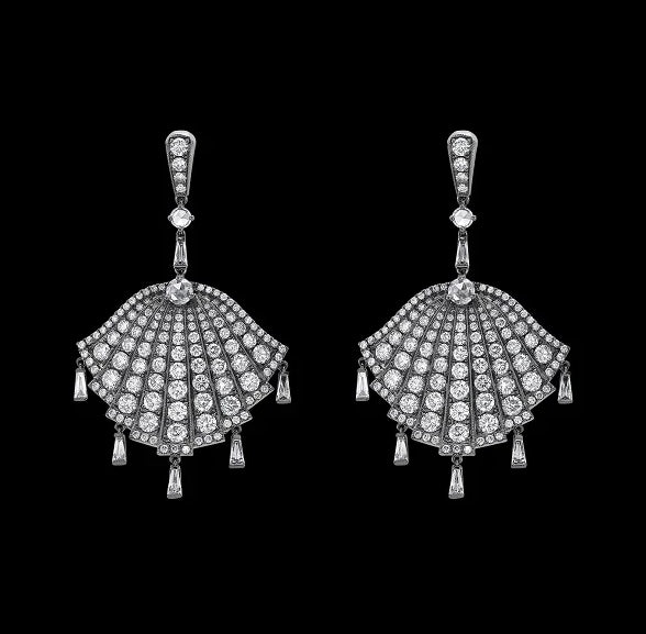 Jewels of the Orient Earrings (NTT-E01-JOO)