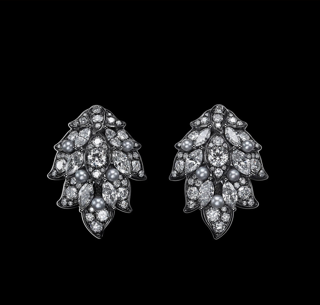 The Botanics Earrings (NTT-E03-BO)