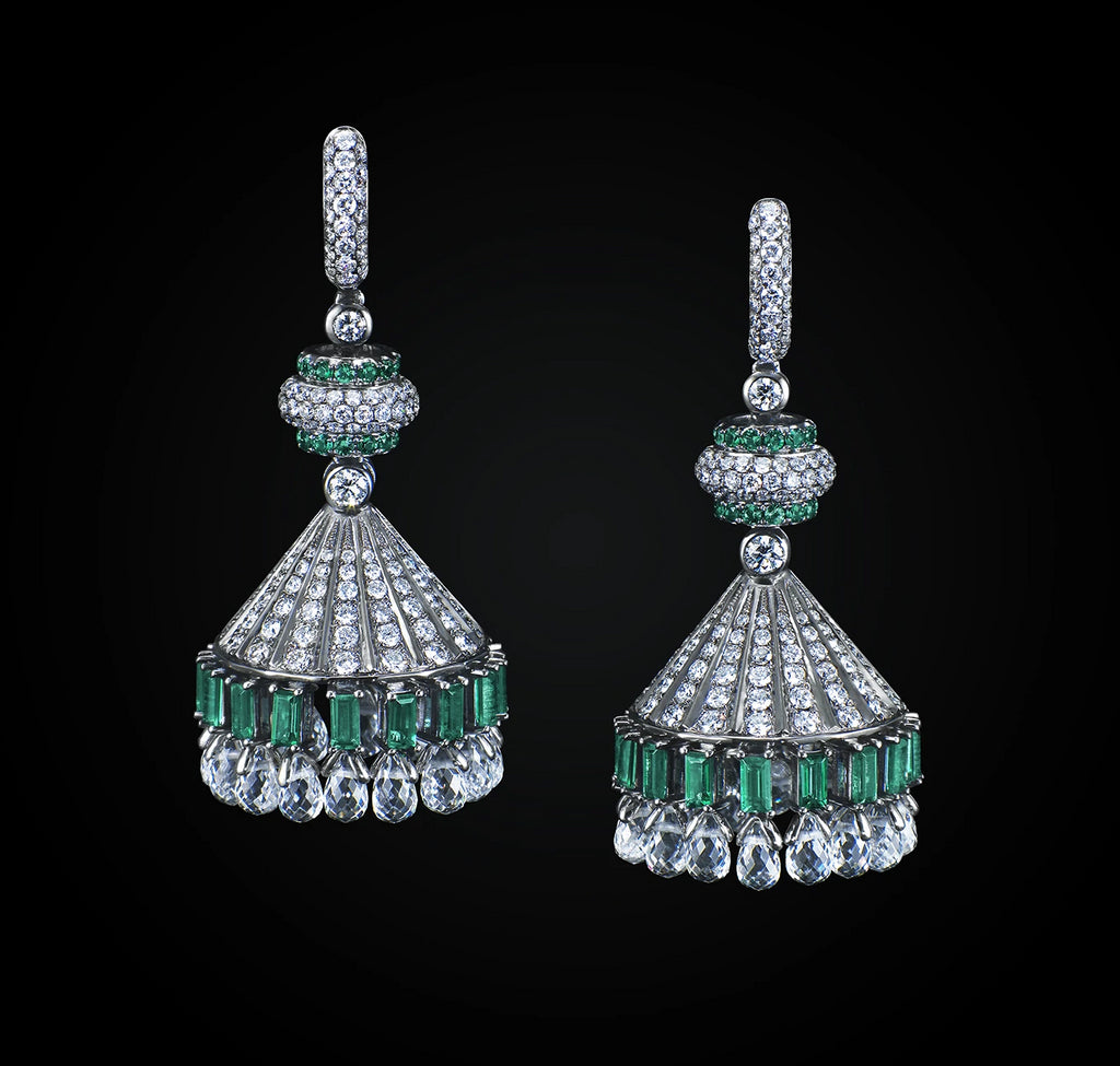 The Chandeliers Earrings (NTT-E05-CH)