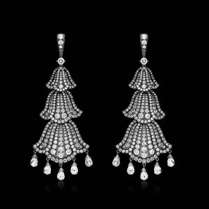 Jewels of the Orient Earrings (NTT-E02-JOO)