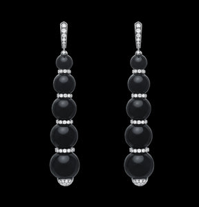 The Midnight Shadows Earrings (NTT-E05-MS)