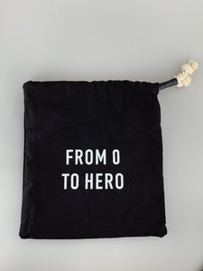 From 0 to Hero Wash Bag