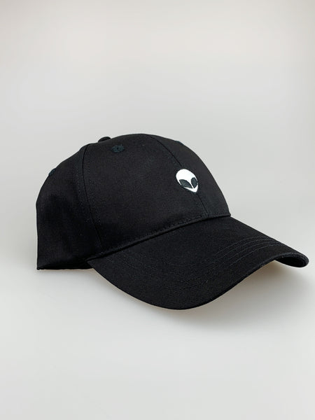 Cappy Alien Embroidery Cap