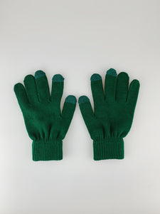 Andromen Forest Green Gloves