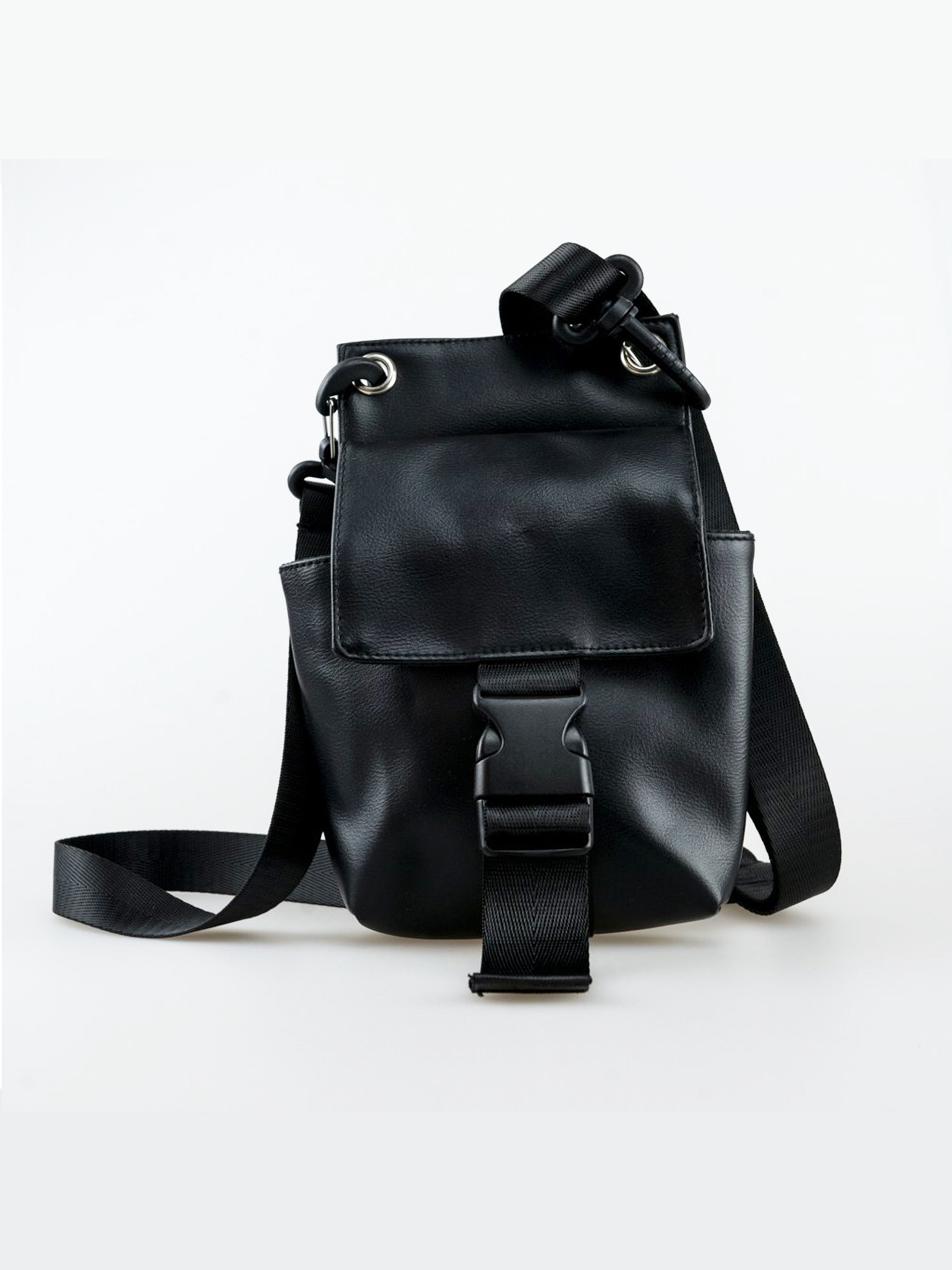 CROSSBODY BAG WITH FRONT BUCKLE