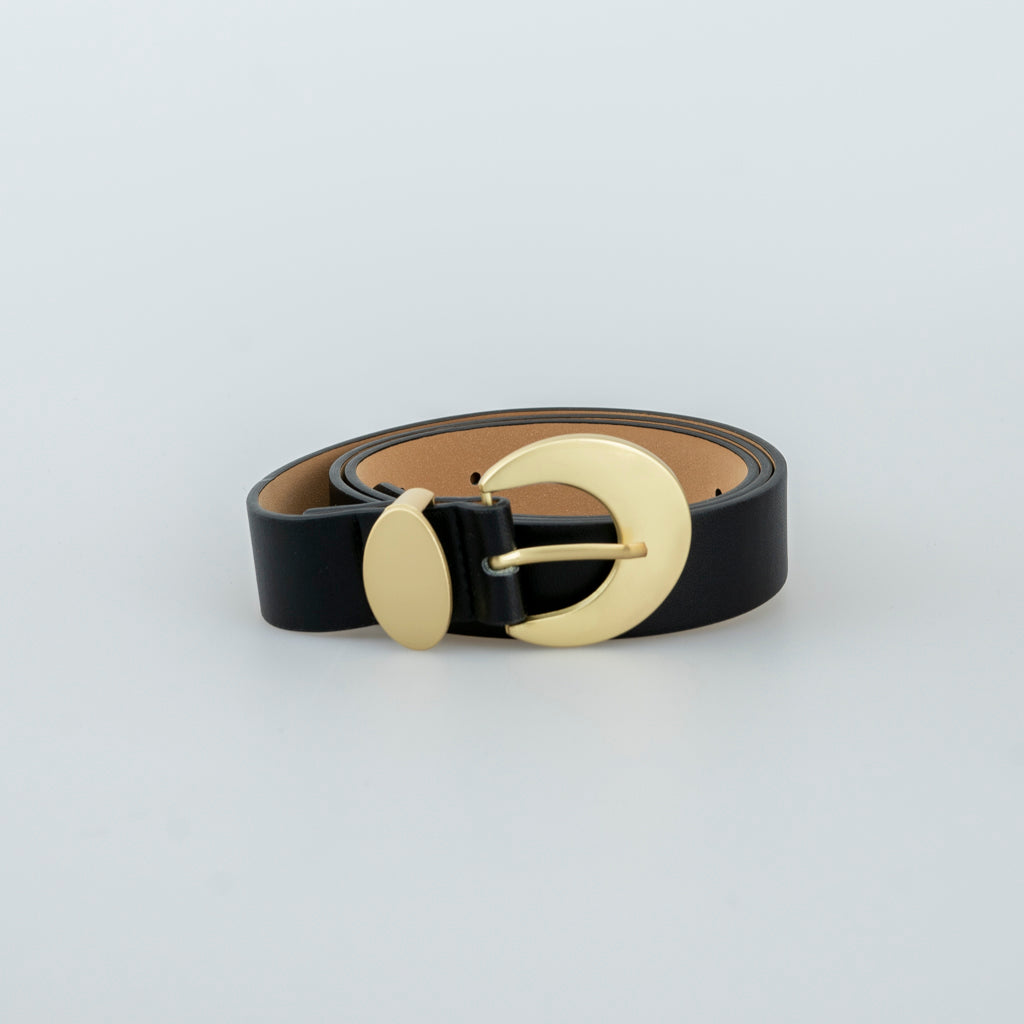 GOLD DETAIL BELT - svnx
