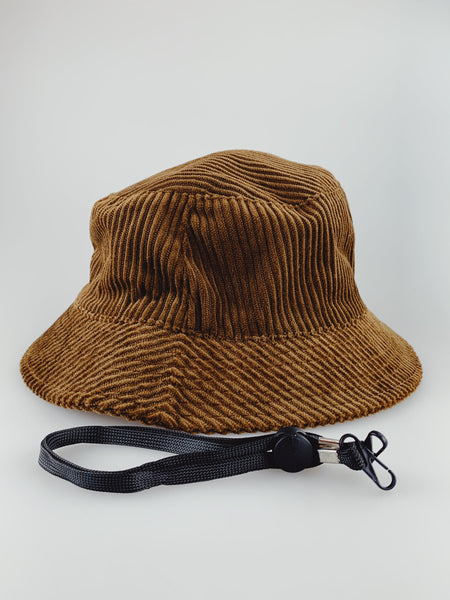 Malone Cord Bucket Hat