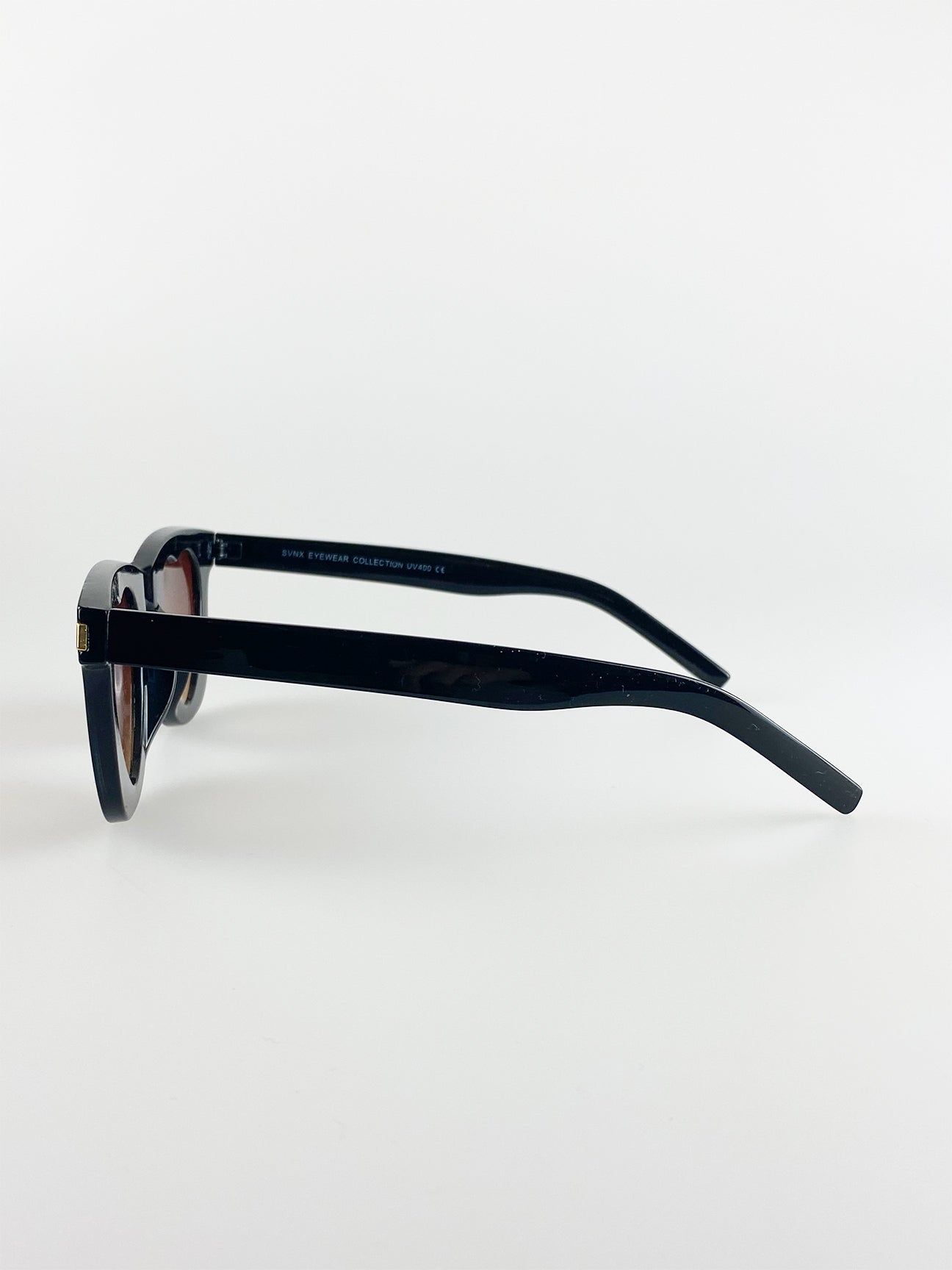 Heart Sunglasses In Black