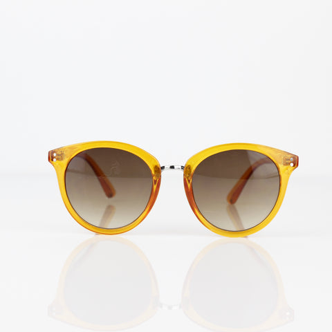 NARROW CATEYE SUNGLASSES - svnx