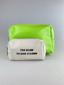 Tina Cosmetic Bag - 2 Pack