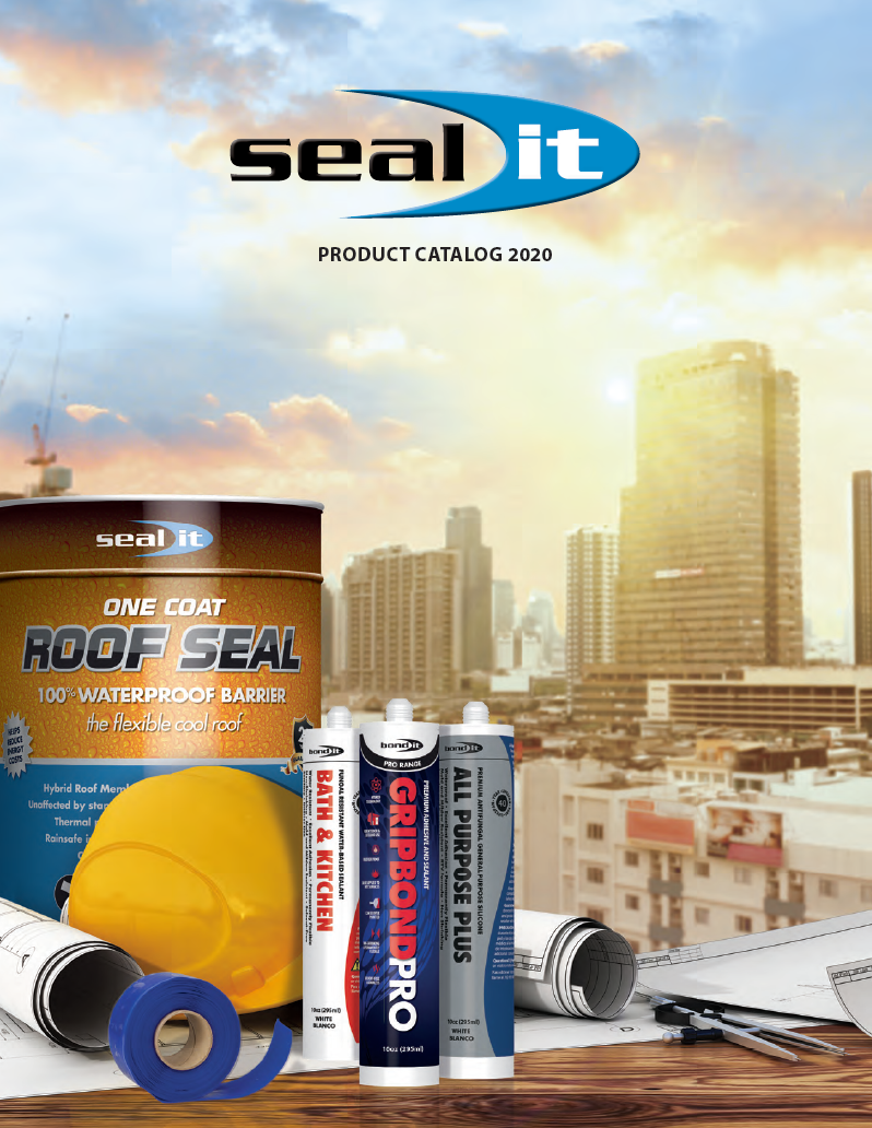 Seal It USA 2020 Catalog Cover