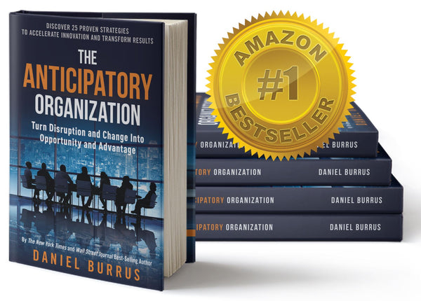 The Anticipatory Organization Book