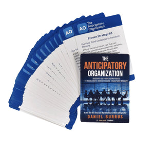 Anticipatory Organization Mem Card Pack