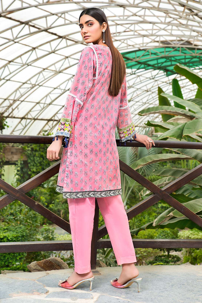 Warda Designer Collection - Single Shirt Lawn Embroidery- (2.5 Meter) 130440A