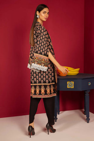 Warda Designer Collection - Single Shirt Lawn Print-Regular 1320404