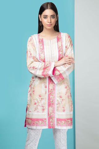 Warda Designer Collection - Single Shirt Lawn Print 2.5 Meters 139306A