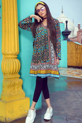 Bold Single Shirt Lawn Print LS18259
