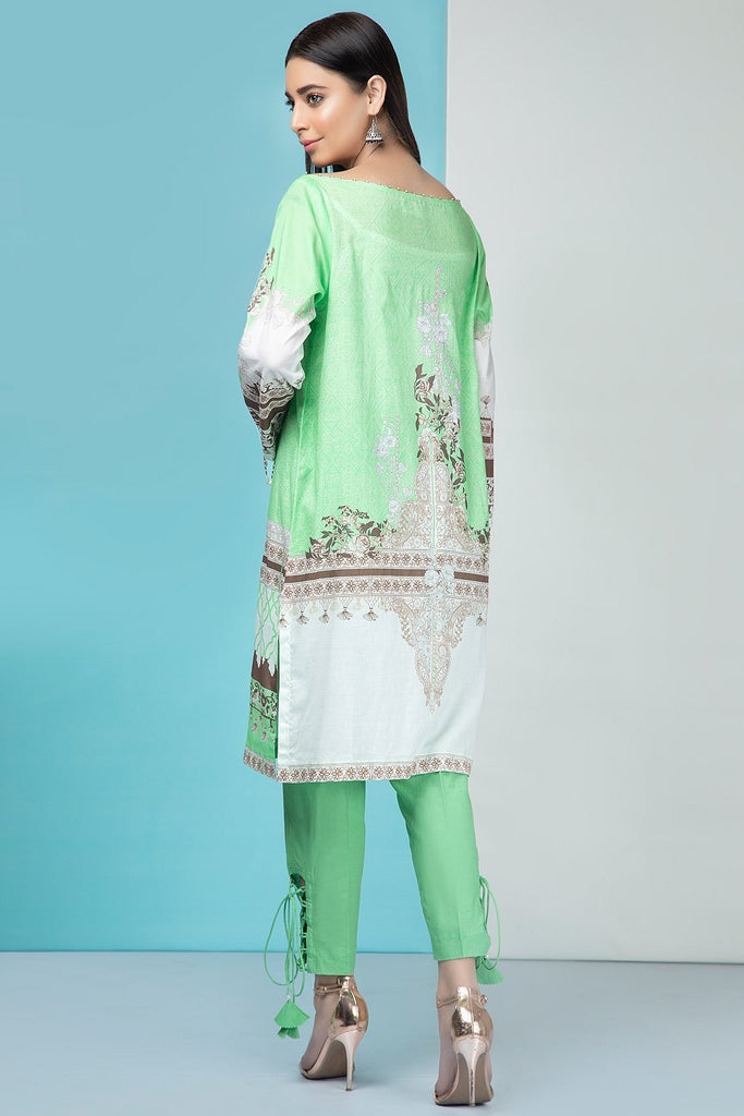 Warda Designer Collection - Single Shirt Lawn Print 1309120