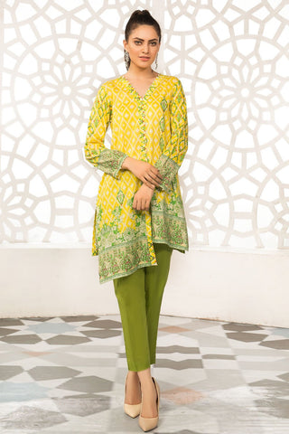 Warda Designer Collection - Single Shirt Lawn Print 1309298