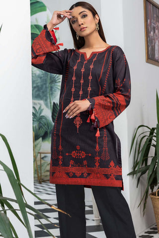 Single Shirt Lawn Embroidery 1320435