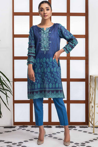 Single Shirt Lawn Embroidery 1320447