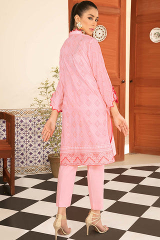 1PC Single Shirt Lawn Chikan Kari with Print 1320476