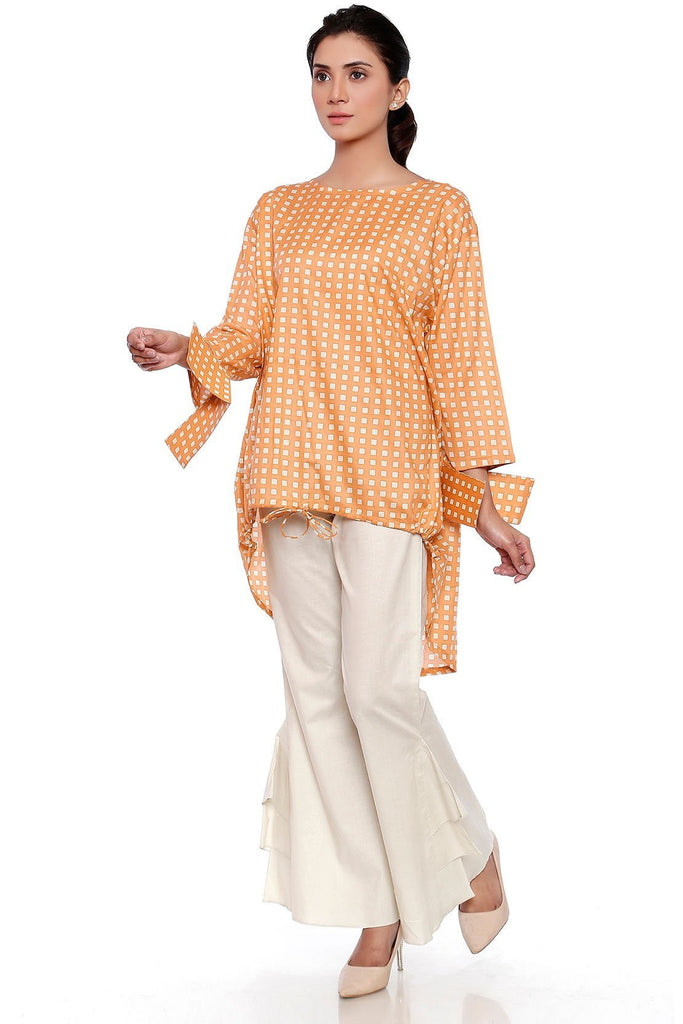 BOLD Single Shirt Lawn Print LS18024 - Pret - Warda Designer Collection