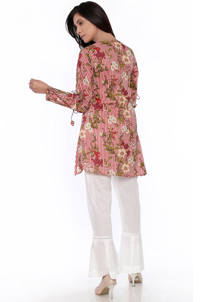 BOLD Single Shirt Lawn Print LS18021 - Pret - Warda Designer Collection