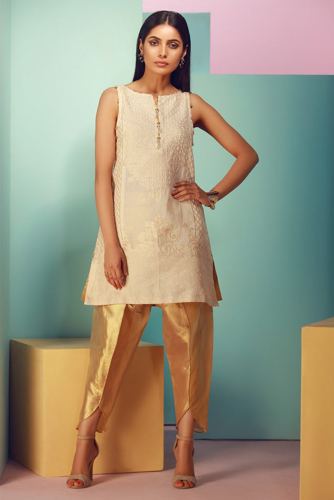 Warda Designer Collection - Single Shirt Jacquard 1308115