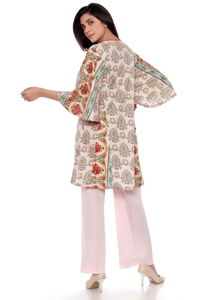 Warda Designer Collection - Single Shirt Lawn Print LS17275