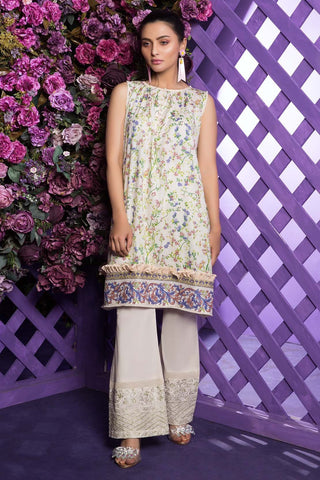 Warda Designer Collection - Single Shirt Lawn Print 1308246