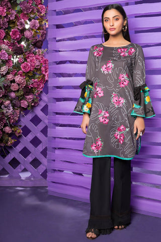 Warda Designer Collection - Single Shirt Lawn Embroidery 1308217