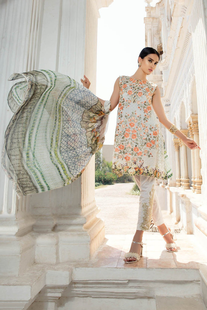 Warda Designer Collection - Spring Tales 3818362