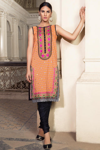 Warda Designer Collection - Single Shirt Lawn Kashmiri Embroidery 1308401