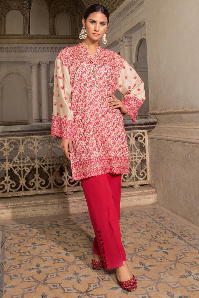 Warda Designer Collection - Single Shirt Chikan Kari 1308200