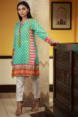 Warda Designer Collection - Single Shirt Lawn Print 1308435