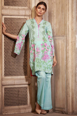 Warda Designer Collection - Single Shirt Lawn Print 1308432