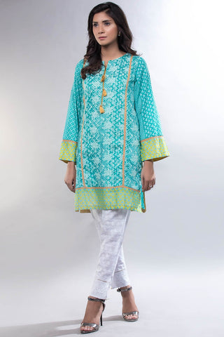 Single Shirt Lawn Chikan Kari LS18150