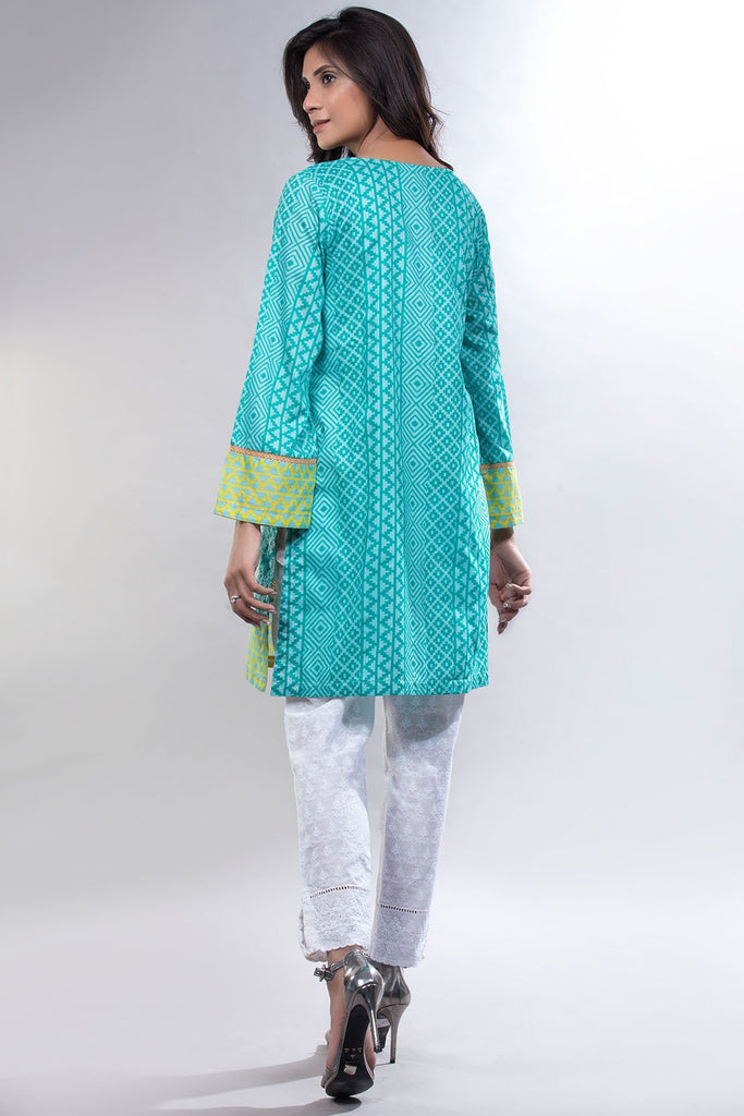 Warda Designer Collection - Single Shirt Lawn Chikan Kari LS18150
